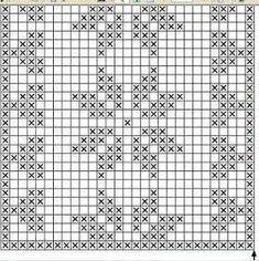 Crochet Patterns Filet, Crochet Table Runner Pattern, Crochet Snowflake Pattern, Crochet Motifs, Crochet Cross, Thread Crochet, Cross Stitch Bookmarks, Crochet Bookmarks, Cross Stitch Designs