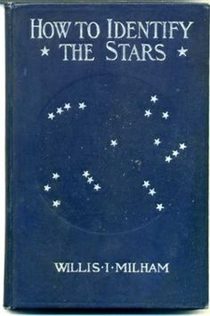 How to Identify the Stars by Willis Milham cover art