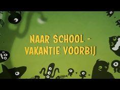 begin schooljaar Halloween Makeup halloween makeup scary Apps, Back To Work, Halloween Makeup, Back To School, September, Teaching, Songs, Education, Youtube