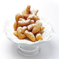 Ricetta Nodini all'arancia