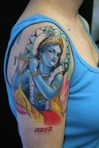 Hindu Tattoos - Tattooimages.biz