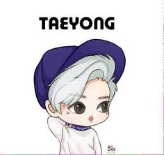 taeyong, nct, and fan+art image