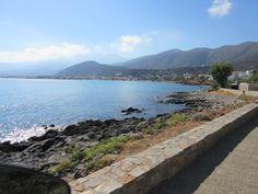 Ausblick auf Malia / Kreta