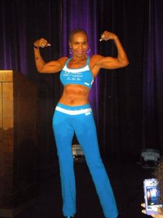Ernestine Shephard - 78...Ageless Beauty - If you can dream it, you can do it.