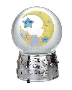 Reed & Barton Water Globe ~ Sweet Dreams