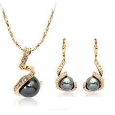 35 najlepších obrázkov z nástenky Šperkové sety  7e71e785816