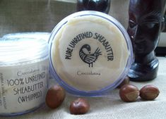WHIPPED SHEA BUTTER        Rehydrate your skin and nourish your hair with pure unrefined whipped sheabutter (nothing added: no cornflour, no oils, no scent) whipped into a creamy texture. An ideal moisturiser for dry hair/itchy skin.