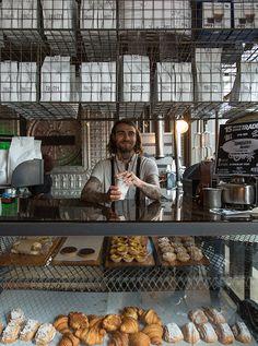 Truth Coffee: Cape Town's award-winning steampunk café - Eatsplorer Magazine Best Coffee Shop, Coffee Shops, Steampunk Cafe, Coffee Roasting, Cape Town, South Africa, African, Good Things, Magazine