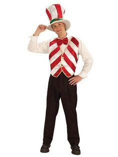 Adult Mr. Peppermint Costume