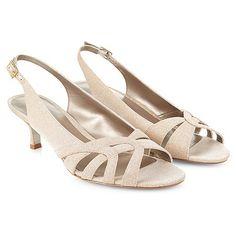Jacques Vert Sparkle evening shoe- at Debenhams Mobile
