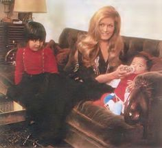 Dalida et son neveu