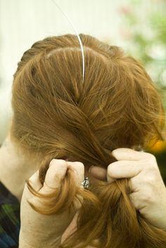 How To: Pippi Longstocking Braids