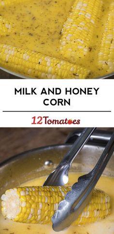 Milk And Honey Corn On the Cob