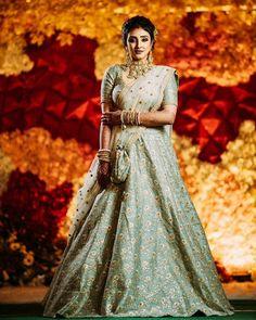 Indian Dresses, Indian Outfits, Green Lehenga, Bridal Poses, Asian Bride, Bride Look, Bridal Lehenga, Wedding Attire, Wedding Vendors