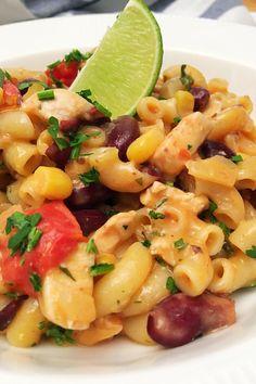 Mexikói csirkés tészta – VIDEÓVAL! – GastroHobbi
