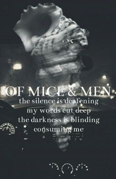 Of mice and men-Identity Disorder lyrics Band Quotes, Lyric Quotes, Screamo, Bmth, Of Mice And Men, Music Heals, A Day To Remember, Pierce The Veil, Pop Punk