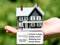 6 Rules To Stop Builders From Delaying Your Dream Home https://goo.gl/vStb8b