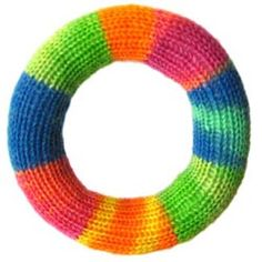 wider tube bracelet with a seamless join Knitting Patterns Free, Free Knitting, Knit Bracelet, Bracelet Tutorial, Bead Crochet, Textile Art, Knitted Jewelry, Diy And Crafts, Tube