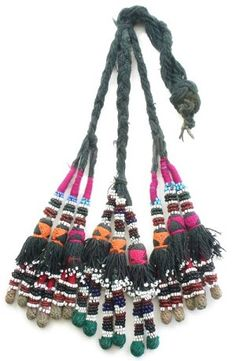 want these gorgeous tassels....via honestlywtf.com