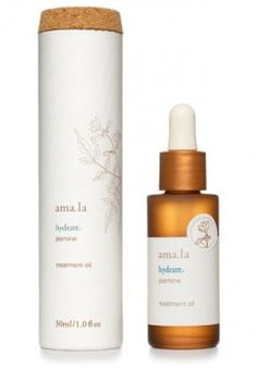 Amala | Hydrate Treatment Oil - I have been using this oil since April, and the difference in my skin is AMAZING!