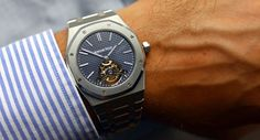30 Minutes on the wrist with the Audemars Piguet Royal Oak Extra-Piatto Tourbillon #AudemarsPiguet