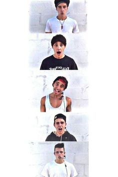 This is my homescreen... hehe i love the Janoskians to much ♥