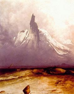 Peder Balke is a little known Norwegian artist. The National Gallery and Northern Norway Art Museum, Tromsø, hope to change that, but is he really a forgotten great? Scandinavian Paintings, Scandinavian Art, Illustrations, Illustration Art, Roubaix, National Gallery, Google Art Project, Nordic Art, Art Google