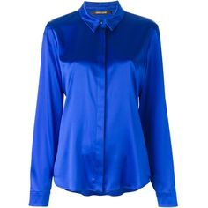 12c17e64 Designer Clothes, Shoes & Bags for Women | SSENSE. Blue Button Up ShirtButton  Up ShirtsRoyal ...