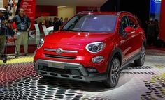 2016 FIAT 500X (Image courtesy of Autoblog.com) - Can't wait for the release of this in 2015!!!