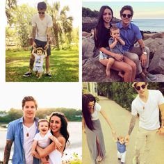 Trevor Wentworth's family is everything I could dream about. #RelationshipGoals