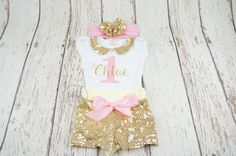 first birthday outfit 2nd birthday outfit girl by lePetitePosh