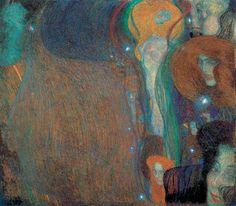 Klimt a Milano