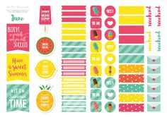 STICKERS FREEBIES 06 – the Dear You project