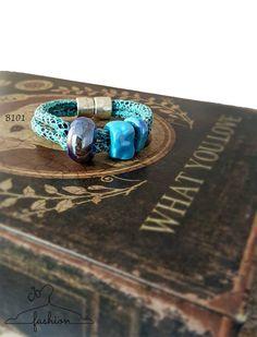 Snakeskin Bracelet  Summer 2015