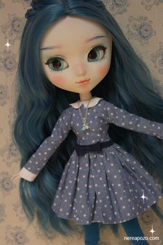 Stella Moon custom Pullip doll eBay $505