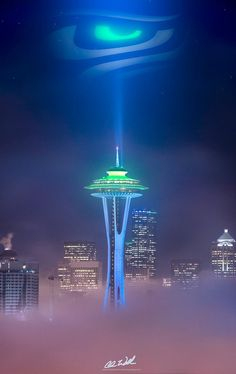 We are 12, space needle, seattle, seahawks, wall art, landscape, photography, photo, nature, photo, Seattle Seahawks Logo, Seahawks Football, Seattle Football, Seahawks Stadium, Football Helmets, Wilson Seahawks, Seahawks Memes, Football Stuff, Football Art