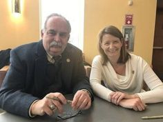 The Strand Theatre Book Signing | From the Library: authors James Benson and Nicole Casper