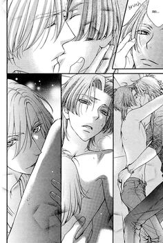 Love Stage!! Back Stage!! ~~ The older couple is SO sensual! :: Shougo and Rei (well that's hot XD)
