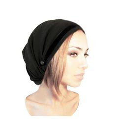 Tichel Hair Snood Head Scarf Chemo Hat Chemo Cap by ShariRoseShop