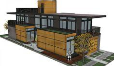 simpatico homes - galleries - designs - prototype-house