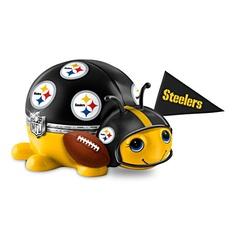 NFL-licensed Pittsburgh Steelers™ #1 Fan Music Box. $49.99 #Steelers #NFL