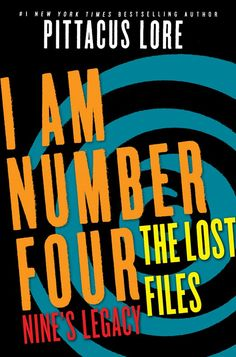 Nine's Legacy - Pittacus Lore