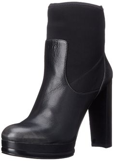 Nine West Women's Nitza Leather Boot *** You can get more details here : Knee high boots