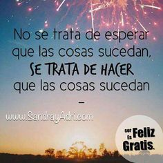 ¡Buenos días! => www.SandrayAdri.com