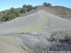 Nice running trail that loops through Stevens Creek County Park and Fremont Older Open Space Preserve