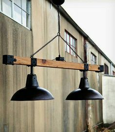 Industrial Style Warehouse Light Beam So very cool! Industrial Style Warehouse Light Beam So very cool! The post Industrial Style Warehouse Light Beam So very cool! appeared first on Lampe ideen. Industrial House, Industrial Lighting, Rustic Industrial, Industrial Design, Pendant Lighting, Industrial Bathroom, Industrial Industry, Industrial Chandelier, Industrial Bookshelf