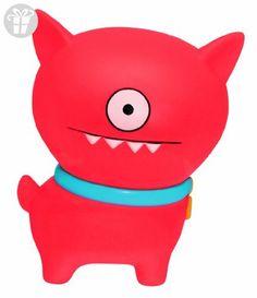 UglyDoll Series 2 Uglydog Red Action Figure (*Amazon Partner-Link)