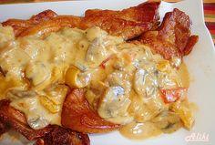 Mamina jela: Krmenadle u umaku od pečuraka i paprike