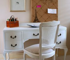 find a desk like this for sewing table