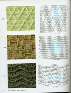 ISSUU - Crochet technique and pattern NV 70142 2012 por Crowe BerryStitches by Sandra Peterson Discussion on LiveInternet - Russian Service Online DiariesCrochet patterns - for your collection)) / Crochet / Crochet for beginnersFără un titlu. Crochet Stitches Chart, Crochet Diagram, Crochet Motif, Knitting Stitches, Free Crochet, Knitting Patterns, Crochet Patterns, Crochet Tutorial, Crochet Cable